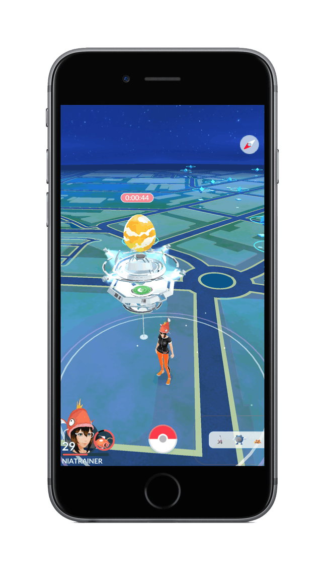 Source: Pokémon Go
