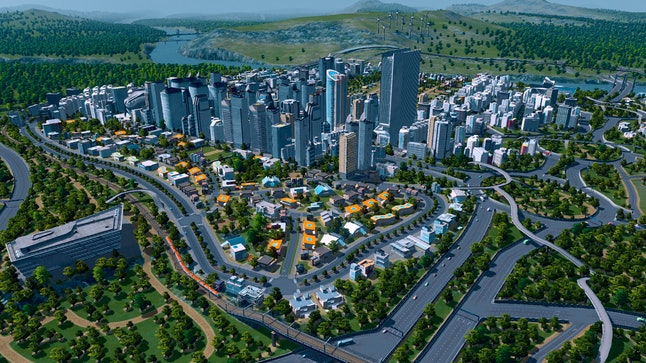 'SimCity' has nothing on 'Cities: Skylines'