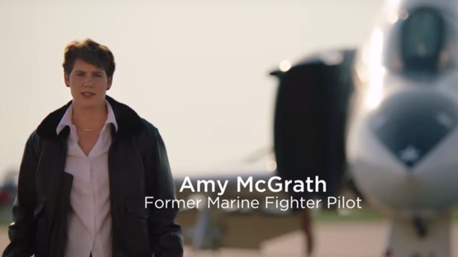 Source: Amy McGrath for Congress/YouTube
