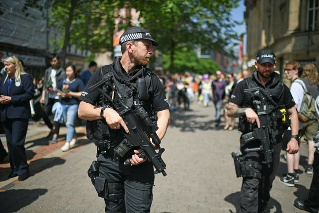 Armed police in the United Kingdom