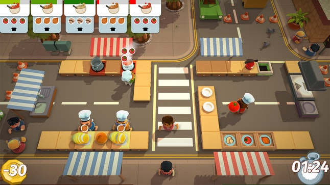 Source: Overcooked/PlayStation Store