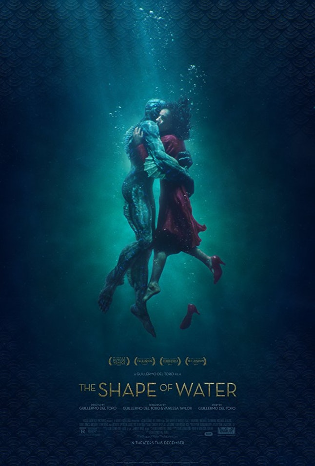 'The Shape of Water' opens in select New York theaters on Dec. 1, and will have a wider release in the weeks following.