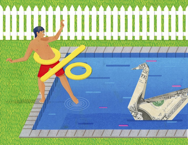Don't be afraid to get your feet wet; you may surprise yourself when it comes to trying out new ways to save.