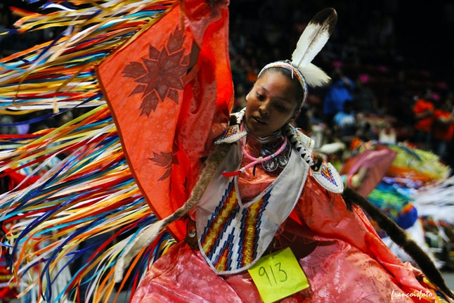 Gathering of Nations 2013