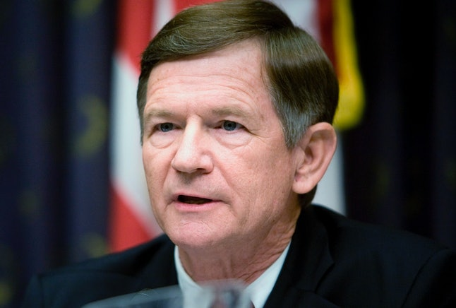 Rep. Lamar Smith is retiring.