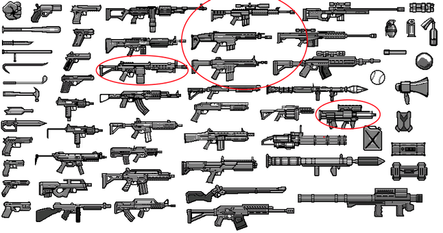 Here are some of the new guns players want to see in the teased 'GTA' update.