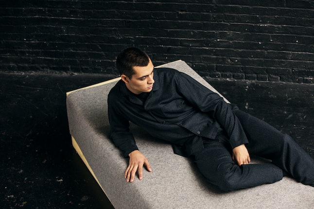 Outlier's Daydream wool house shirt and pants