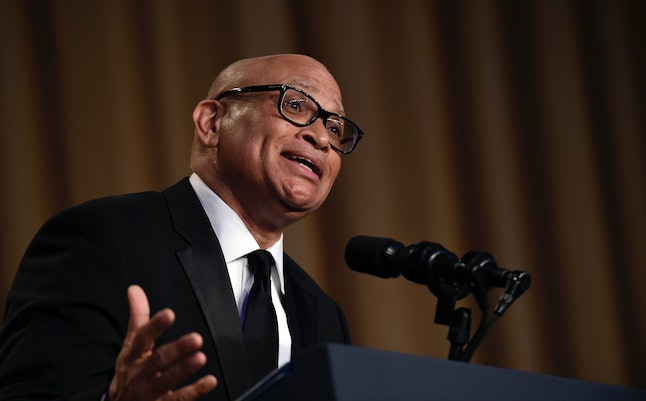 Comedian Larry Wilmore took center stage at the 2016 correspondents' dinner.