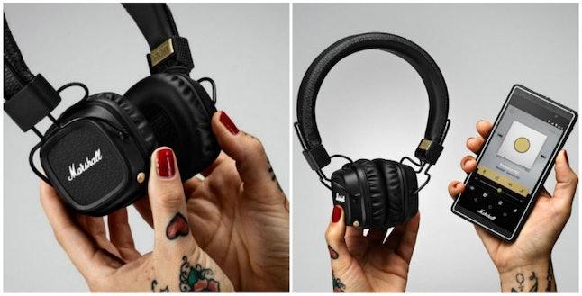 Marshall's Major II Bluetooth wireless headphones
