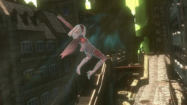 'Gravity Rush Remastered'