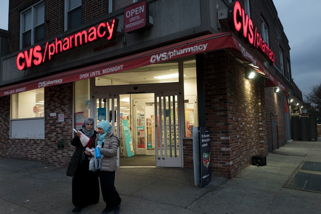 A proposed merger between the insurer Aetna and drugstore chain CVS has antitrust advocates concerned.