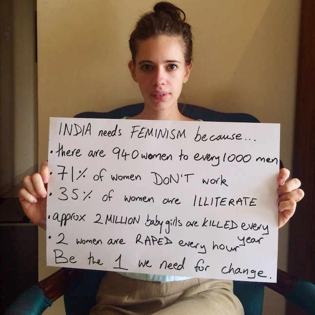 14 Powerful Photos That Show Why India Needs Feminism Now ...
