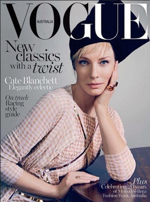 Vogue Australia, April 2015