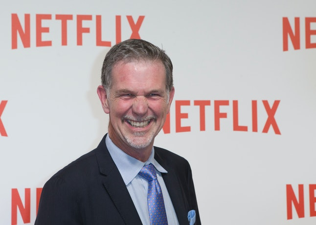 Netflix CEO Reed Hastings famously takes a full six weeks off every year, but he's an outlier.
