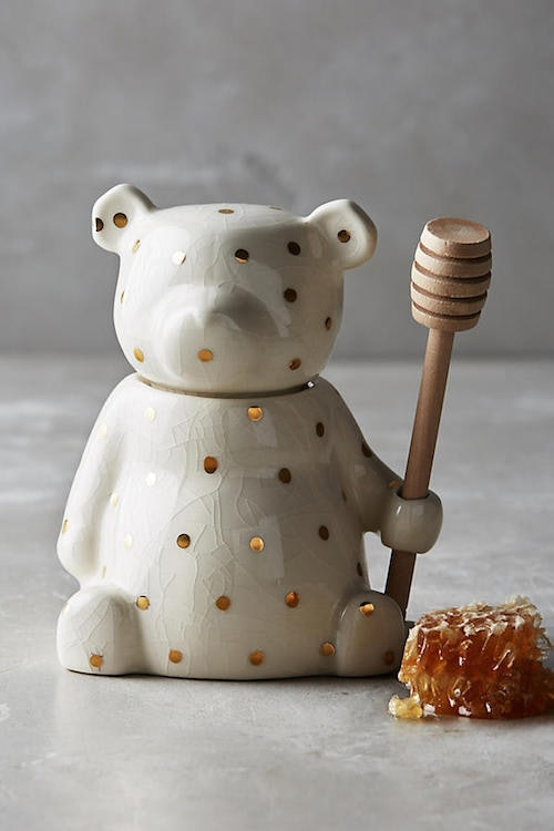 Dottie honey pot
