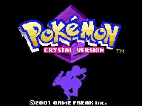 Source: 'Pokémon Crystal'/Youtube