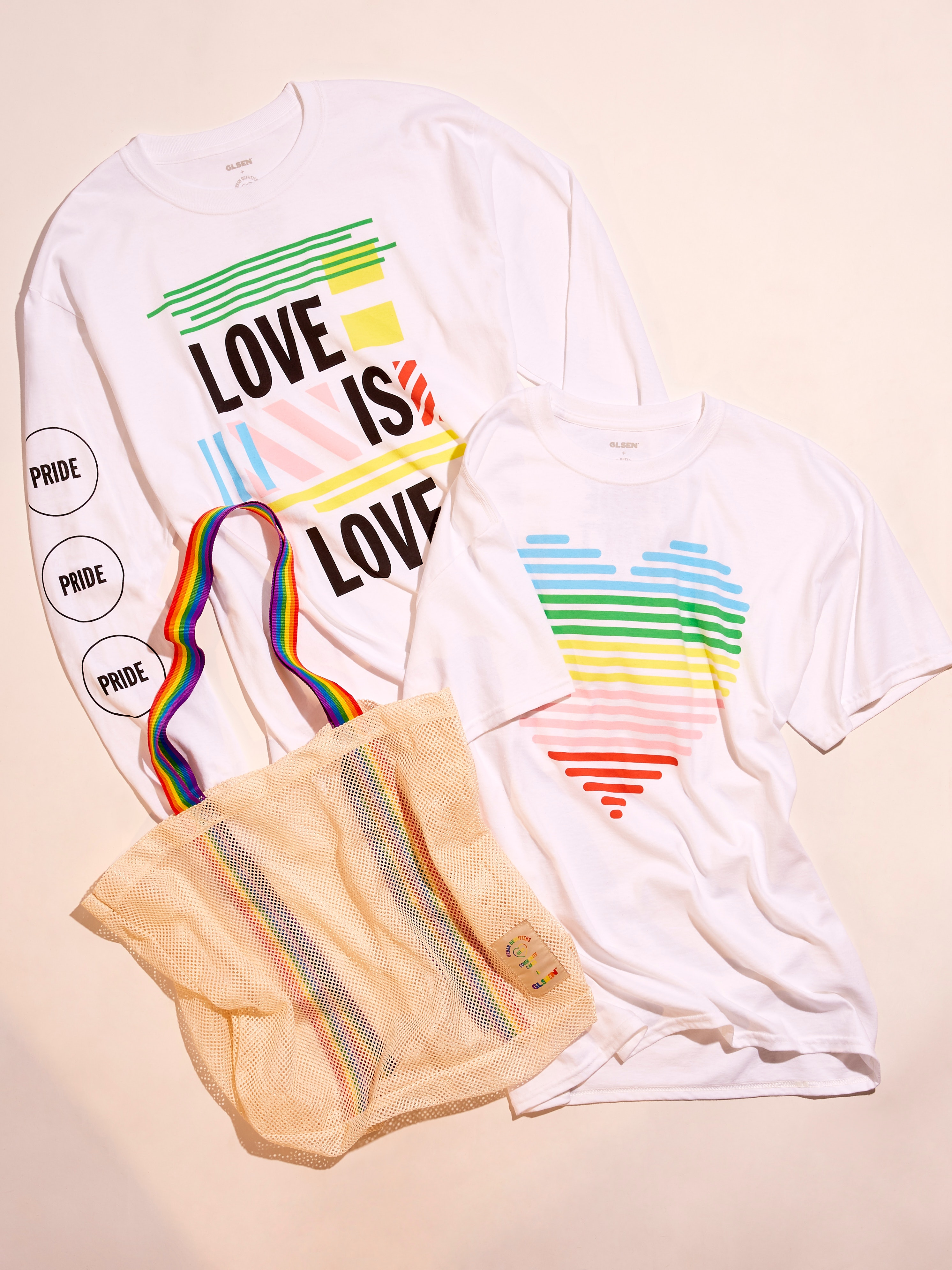 8bef386e Your guide to brands whose pride-themed merch actually gives back to LGBTQ  communities