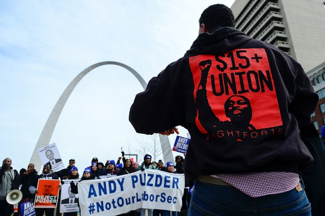 Fight For 15 is a group dedicated to seeking a massive increase in the minimum wage, winning multiple battles in cities across the country over the past four years.