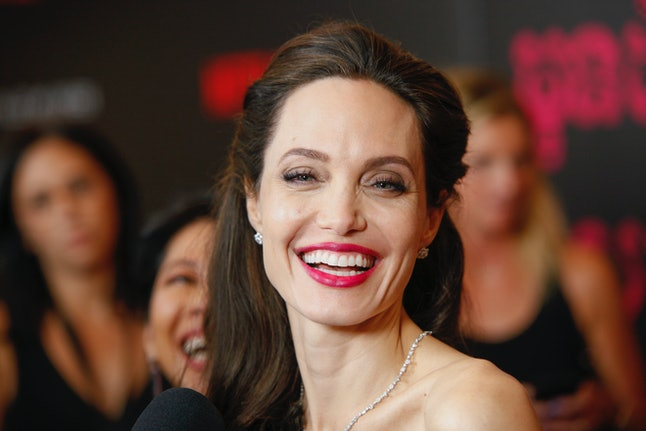 """Angelina Jolie attends a special screening of Netflix's""""First They Killed My Father"""" at the DGA theater in September."""