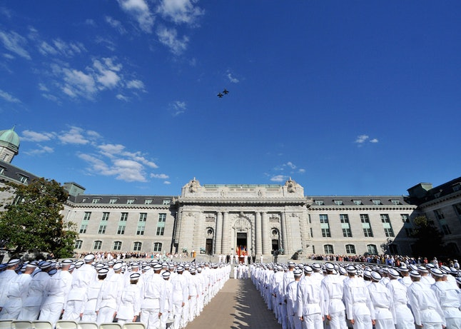 United States Naval Academy (USNA) at Annapolis