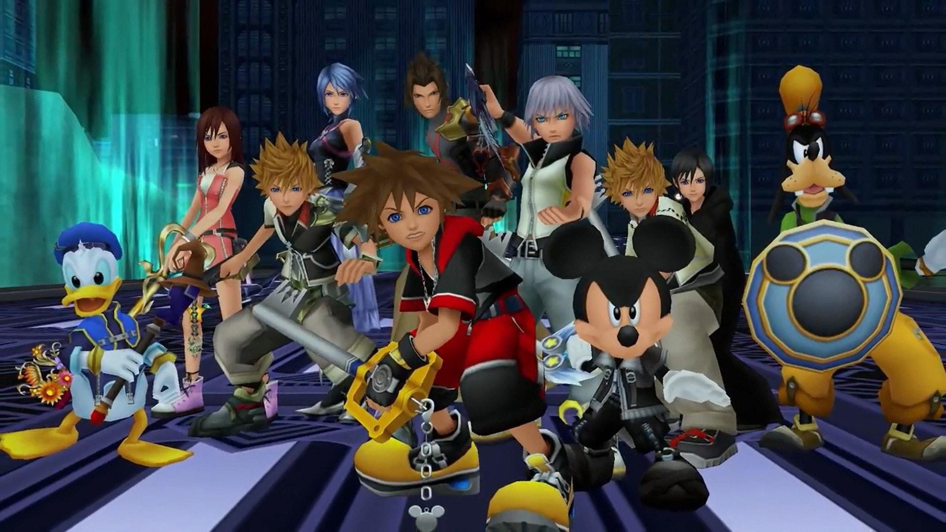 Kingdom Hearts 3 Plot Guide We Explain The Story So Far