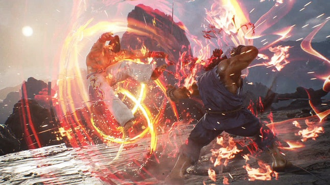 Akuma is one of just two characters with a special move meter in 'Tekken 7.'