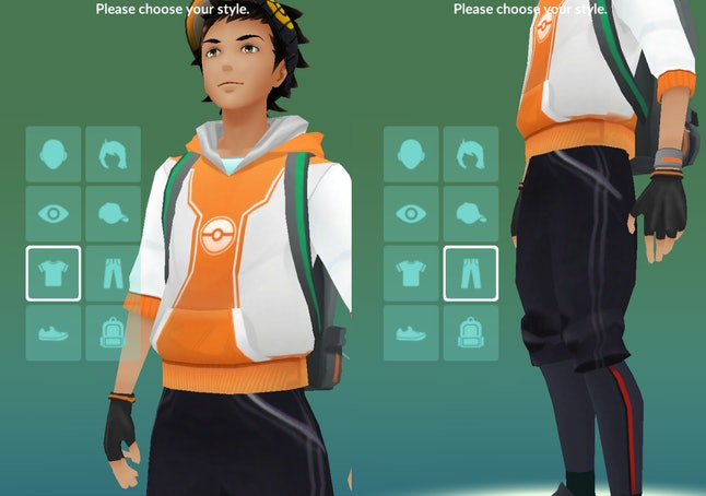 The data analysis of Pokémon Go update 0.49.1/1.19.1 suggests upcoming changes to avatar customization.
