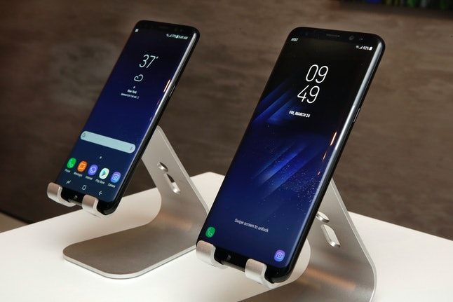 Samsung's Galaxy S8 comes with a design change.