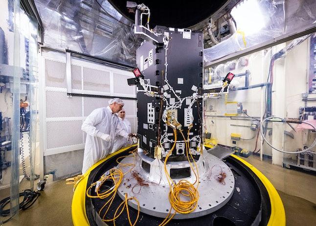 Source: Johns Hopkins University Applied Physics Laboratory/NASA