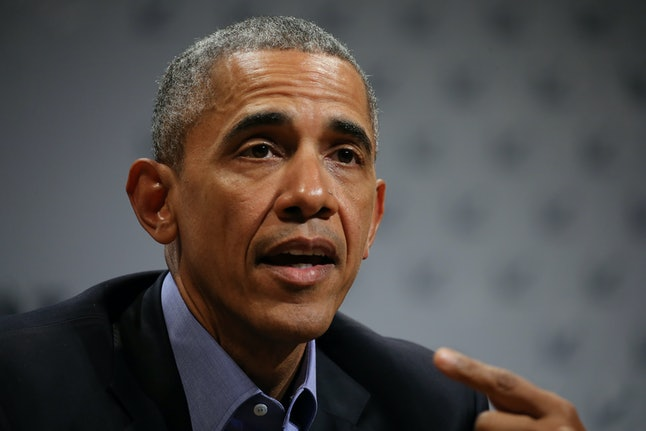 President Barack Obama at South-by-Southwest 2016.