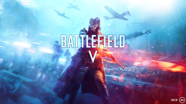 'Battlefield V' key art