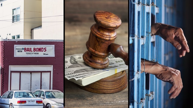 Bail disproportionately harms low-income Americans.