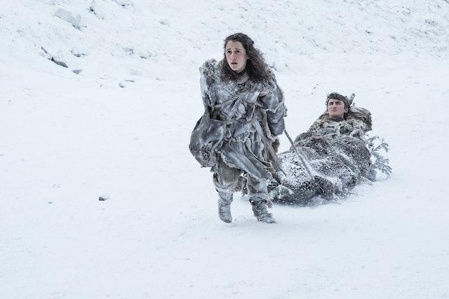 Bran takes advantage of Westerosi Uber.