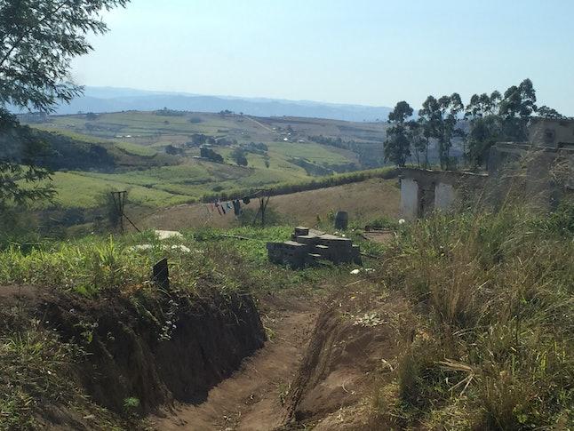 The Eshowe/Mbongolwane landscape