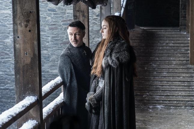 Sansa absolutely shouldn't trust Littlefinger this season.