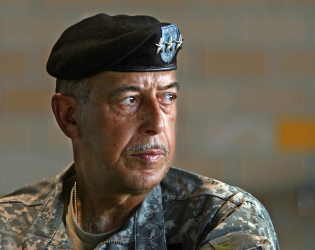 Retired U.S. Army Lt. Gen. Russel Honoré