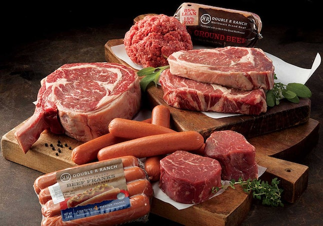 Best of the West beef gift set