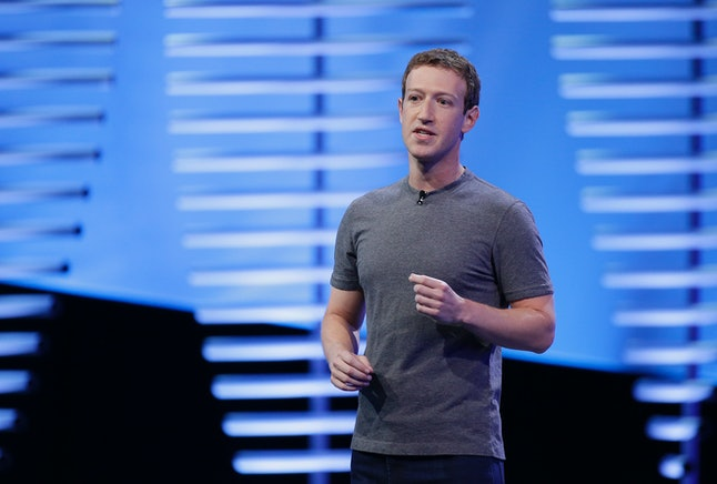 Facebook CEO Mark Zuckerberg doesn't believe his site is responsible for changing the election's outcome.