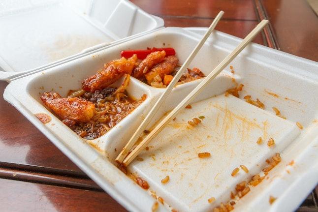 Save those leftovers