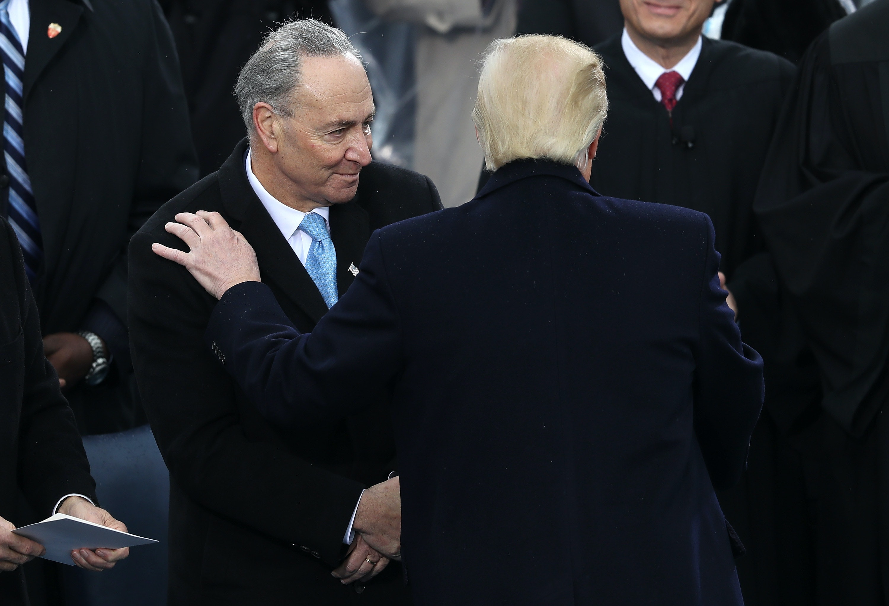5 Things You Might Not Know About Chuck Schumer Аннотация к книге iris weinshall. https www mic com articles 166177 5 things you might not know about chuck schumer
