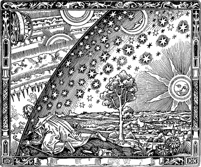 Source: Camille Flammarion/Wikimedia Commons