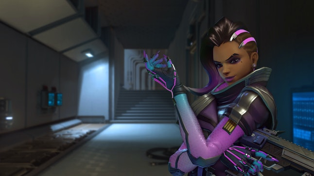 Sombra would make a fine addition to the game.
