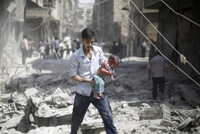 Source: SAMEER AL-DOUMY/Getty Images