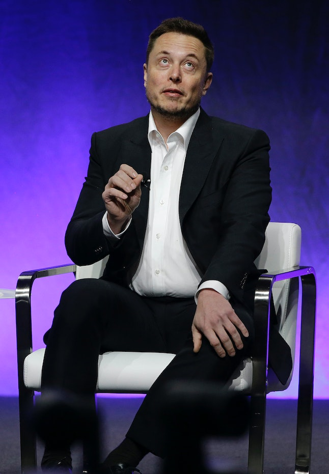 Elon Musk was the first CEO to resign from Trump's board.