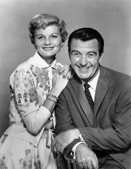 June and Ward Cleaver of 'Leave it to Beaver'