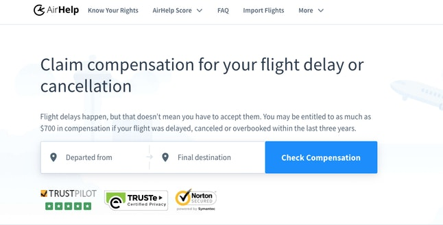 AirHelp has a wealth of information on passenger rights.