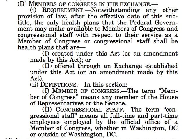 Section 1312(d)(3)(D) of Obamacare.