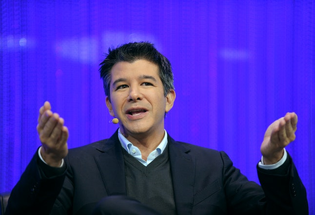 Uber co-founder and former CEO Travis Kalanick