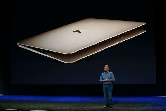 The 2015 MacBook