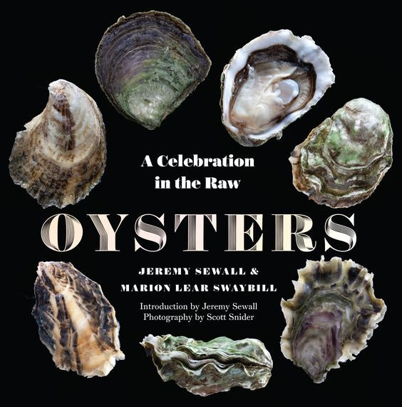 An oyster book for lovers